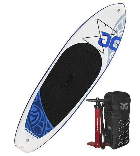 Aquaglide Cascade 10ft Inflatable SUP Paddleboard - Aquaglide - Air Kayaks Direct