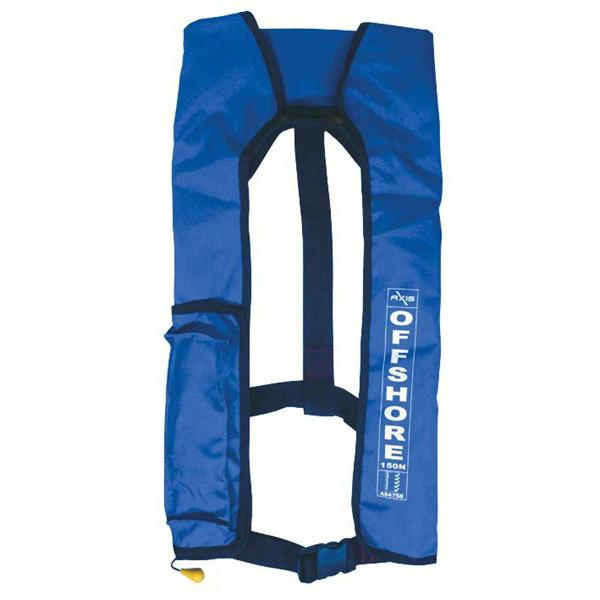 AXIS Offshore 150N Inflatable Life Jacket PFD - Manual - AXIS - Air Kayaks Direct