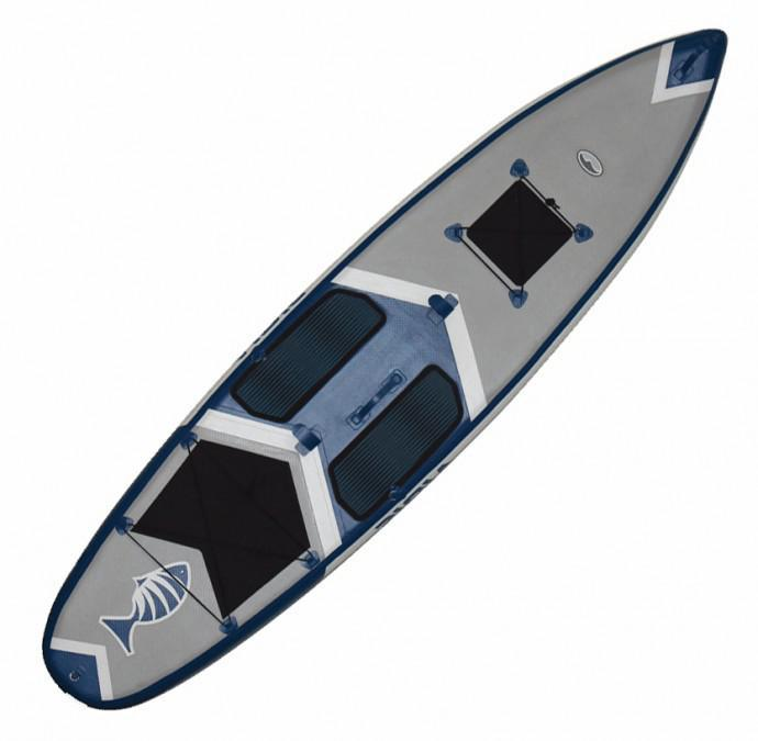 Walker Bay Airis 11ft HardTop SUV Inflatable SUP Paddleboard - Air Kayaks Direct