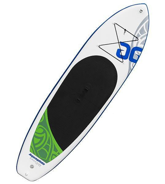 Aquaglide Cascade 11ft Inflatable SUP Paddleboard - Air Kayaks Direct