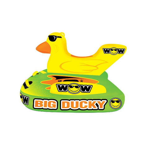 WOW Big Ducky 1-3P Inflatable Towable Tube