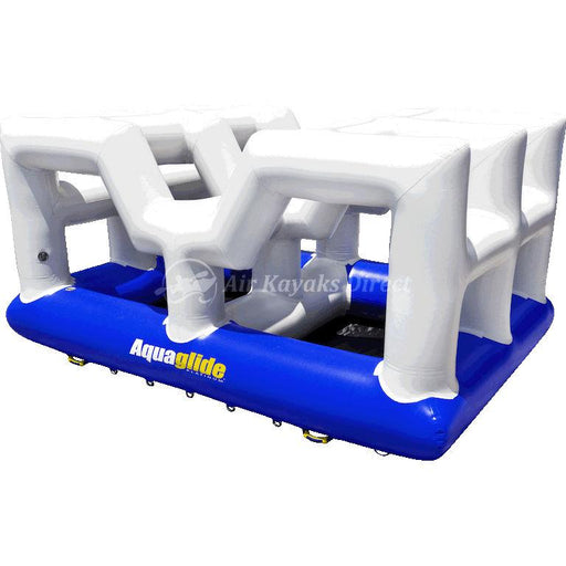 Aquaglide Vista Inflatable Climbing Obstacle for Waterparks - Aquaglide - Air Kayaks Direct