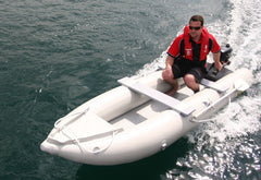 Island Inflatables KaBoat Dinghy - 4.3m