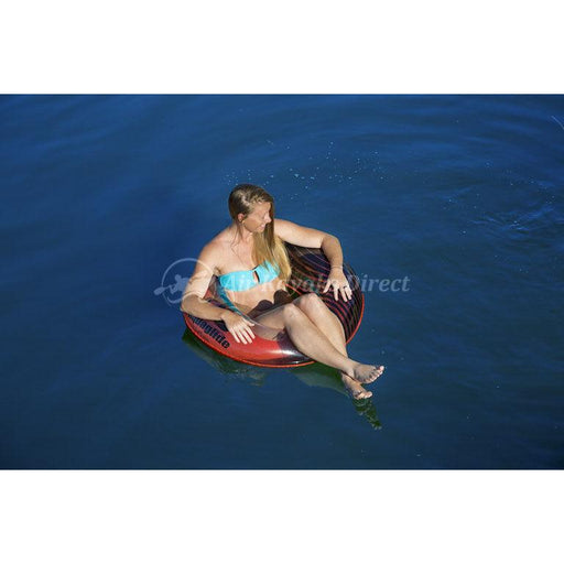 "Aquaglide Voyager 35"" 1 Person Inflatable Ring - Aquaglide - Air Kayaks Direct"