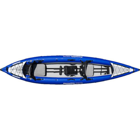 Aquaglide Chelan HB Tandem XL 3 Person Touring Inflatable Kayak