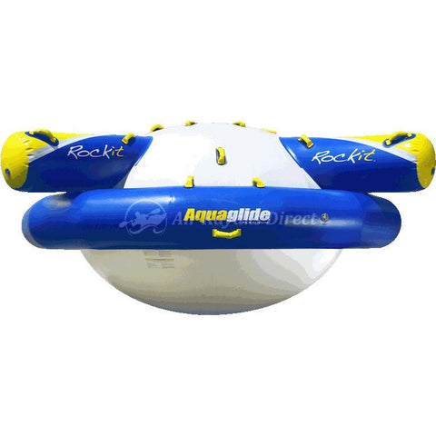 Aquaglide Rockit Inflatable Obstacle for Waterparks