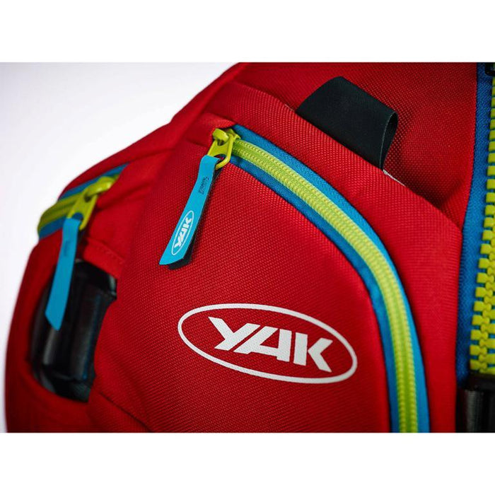 Yak Hallertau 70N Whitewater Buoyancy Aid PFD Vest - Green - Yak - Air Kayaks Direct