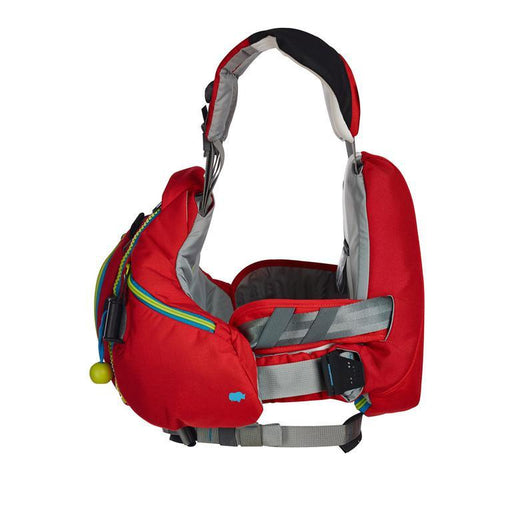 Yak Hallertau 70N Whitewater Buoyancy Aid PFD Vest - Red - Yak - Air Kayaks Direct