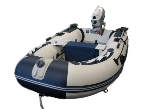 Searano Air Deck 270 Inflatable Dinghy - 2.7m - Searano - Air Kayaks Direct
