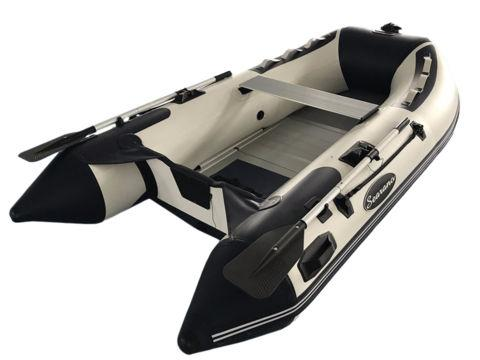 Searano Aluminium Deck Inflatable Dinghy 270 - 2.7m - Searano - Air Kayaks Direct