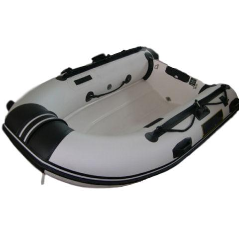 Searano Fiberglass Hull 280 Rigid Inflatable RIB Dinghy - 2.8m - Searano - Air Kayaks Direct