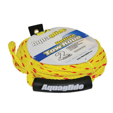 Aquaglide 2 Person Tow Rope