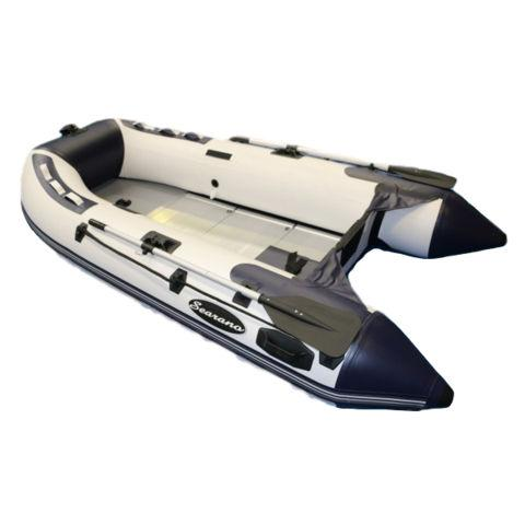 Searano Aluminium Deck 300 Inflatable Dinghy - 3m - Searano - Air Kayaks Direct
