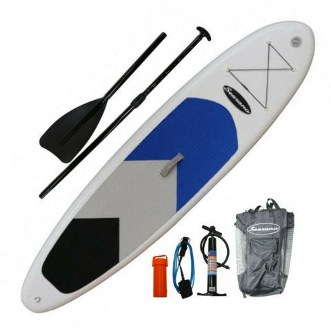 Searano Inflatable SUP Paddleboard 330 - 3.3cm - Searano - Air Kayaks Direct