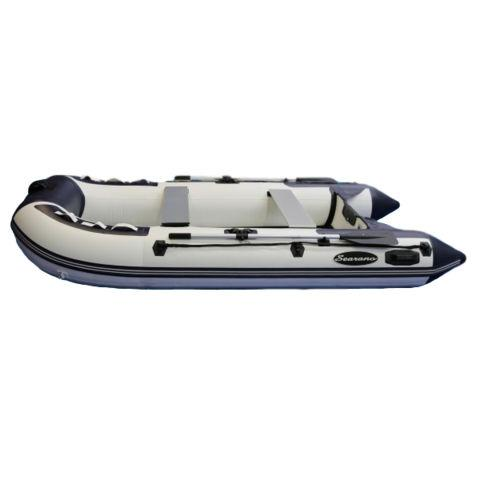 Searano Aluminium Deck 330 Inflatable Dinghy - 3.3m