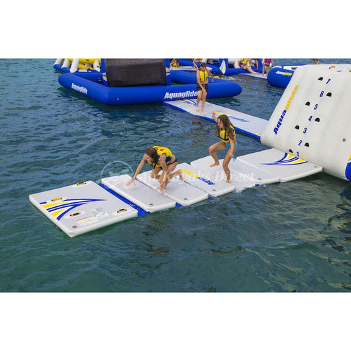 Aquaglide Walk On Water 20ft Uneven Inflatable Walkway - Aquaglide - Air Kayaks Direct