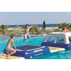 Aquaglide Tango Inflatable Connecting Bouncer for Waterparks