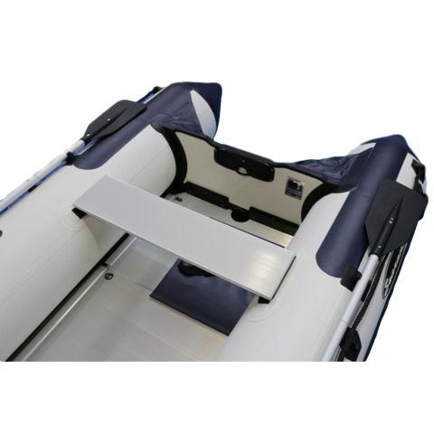 Searano Aluminium Deck 410 Inflatable Dinghy - 4.1m