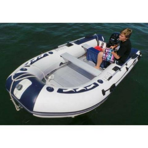 Searano Aluminium Deck 470 Inflatable Dinghy - 4.7m - Searano - Air Kayaks Direct
