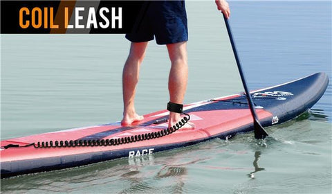 Aqua Marina SUP Coil Leash