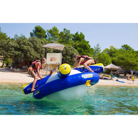 Aquaglide Rockit Jnr Inflatable Obstacle for Waterparks