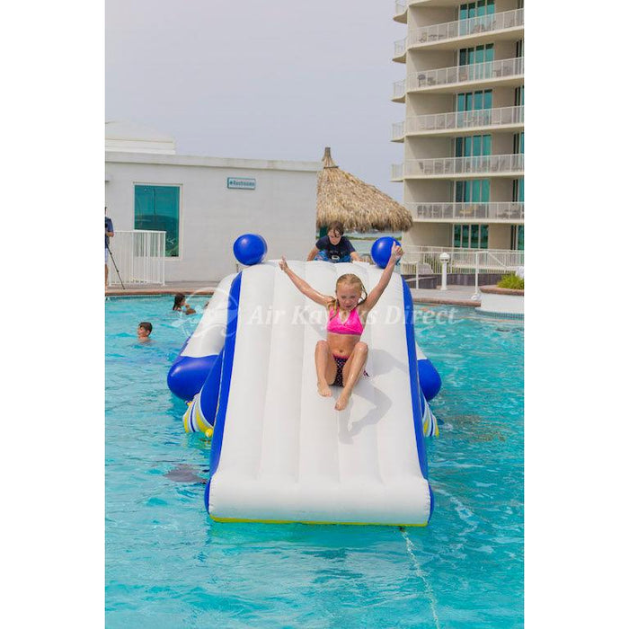 Aquaglide Zulu Inflatable Slide for Waterparks - Aquaglide - Air Kayaks Direct