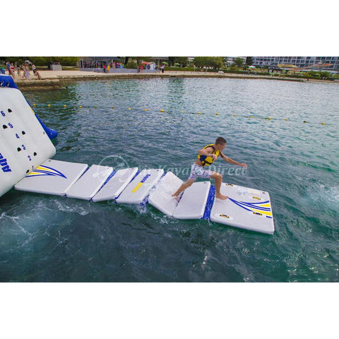 Aquaglide Walk On Water 20ft Uneven Inflatable Walkway