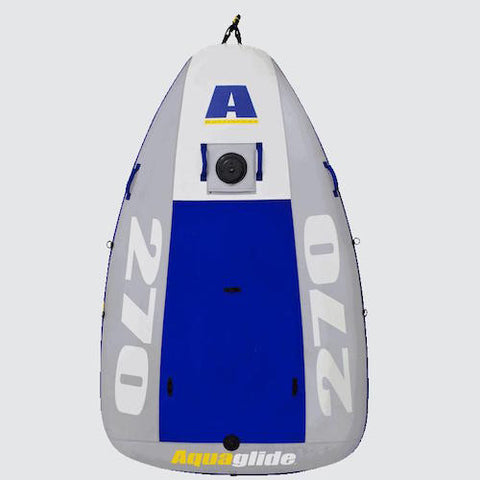 Aquaglide Multisport™ 270 Inflatable Sailboat Hull Only