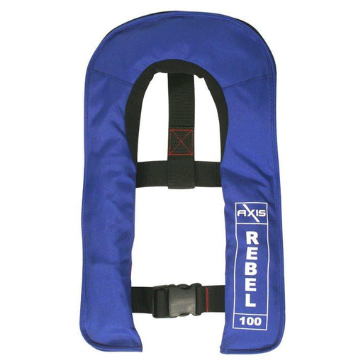 AXIS Rebel Junior 100N Inflatable Life Jacket PFD - Manual - AXIS - Air Kayaks Direct