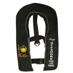 AXIS Offshore Pro 150N Inflatable Life Jacket PFD - HAMMAR