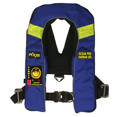 AXIS Ocean Pro 200N Inflatable Life Jacket PFD - HAMMAR