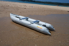 Island Inflatables KaBoat Dinghy - 3.96m