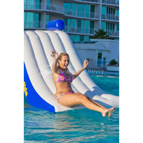 Aquaglide Zulu Inflatable Slide for Waterparks