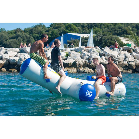 Aquaglide Axis Rocker Inflatable Obstacle for Waterparks