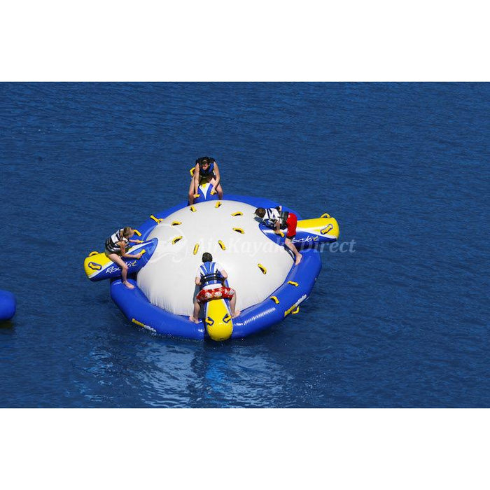 Aquaglide Rockit Inflatable Obstacle for Waterparks - Aquaglide - Air Kayaks Direct