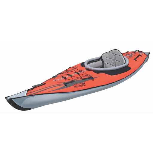 Advanced Elements AdvancedFrame AF 1 Inflatable Kayak Red - Air Kayaks Direct