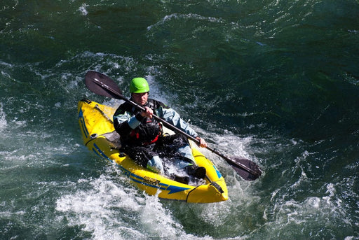 Advanced Elements Attack Whitewater Inflatable Kayak - Advanced Elements - Air Kayaks Direct