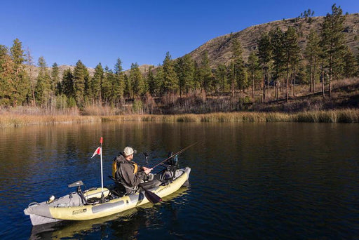 Advanced Elements StraitEdge Angler Pro Inflatable Fishing Kayak - Advanced Elements - Air Kayaks Direct