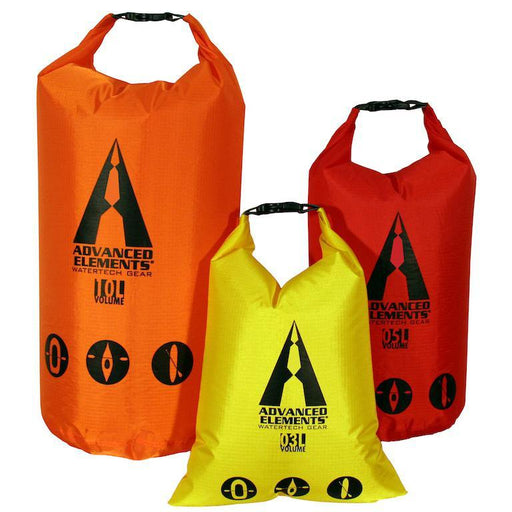 Advanced Elements PackLite Rolltop Dry Bag Set - Advanced Elements - Air Kayaks Direct