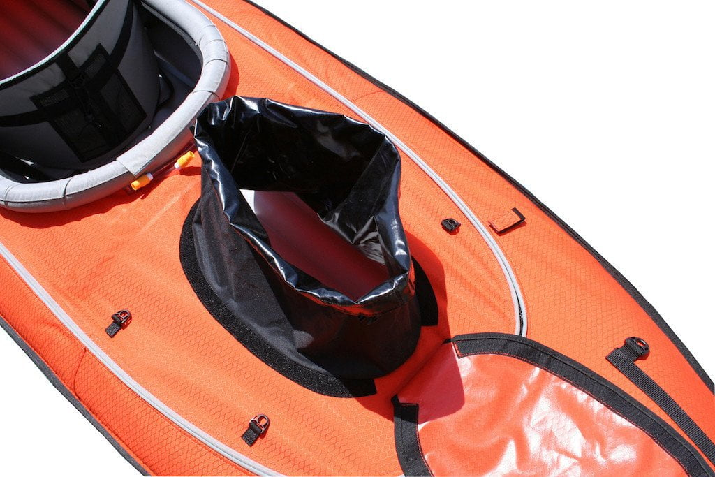 Advanced Elements Single Deck Conversion Cover for Convertible Kayak - Air Kayaks Direct