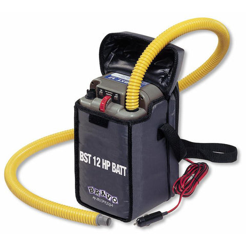 Bravo BST12 HP BATT Electric Pump w/ Inbuilt 12V DC Battery