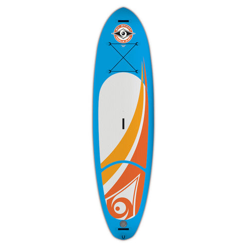 "BIC Sport Air Wind Inflatable SUP Paddleboard 10' 6"" x 33"""