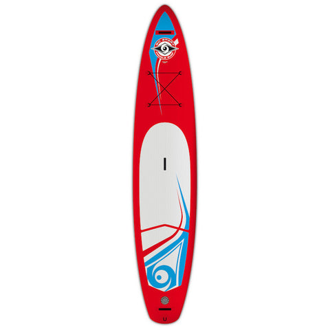 "BIC Sport Air Touring Inflatable SUP Paddleboard 12'6"" x 30"""