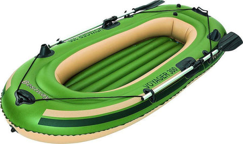 Bestway Voyager 300 Inflatable Raft Fishing Boat