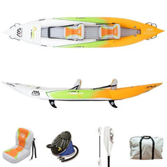 Aqua Marina Betta HM K0 - 2 Person Inflatable Kayak