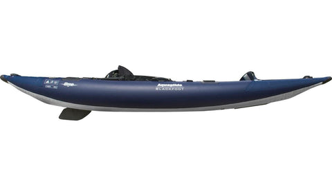 Aquaglide Blackfoot HB Angler SL Fishing Inflatable Kayak