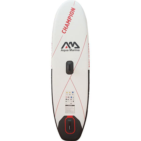 "Aqua Marina Champion 9' 9"" Windsurfing Inflatable SUP Paddleboard"