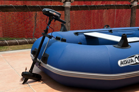 Aqua Marina Classic Inflatable Dinghy Fishing Boat - 3m