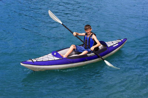 Aquaglide Columbia™ XP 1 - 1 Person Inflatable Kayak