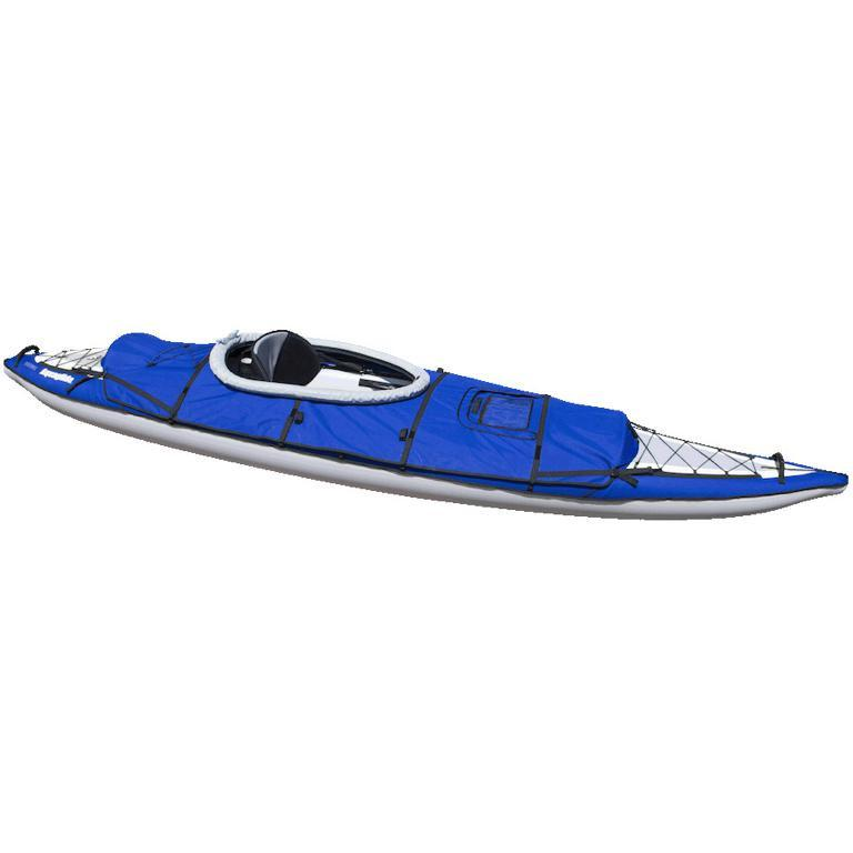 Aquaglide Single Kayak Deck Cover - Touring TWO - Air Kayaks Direct